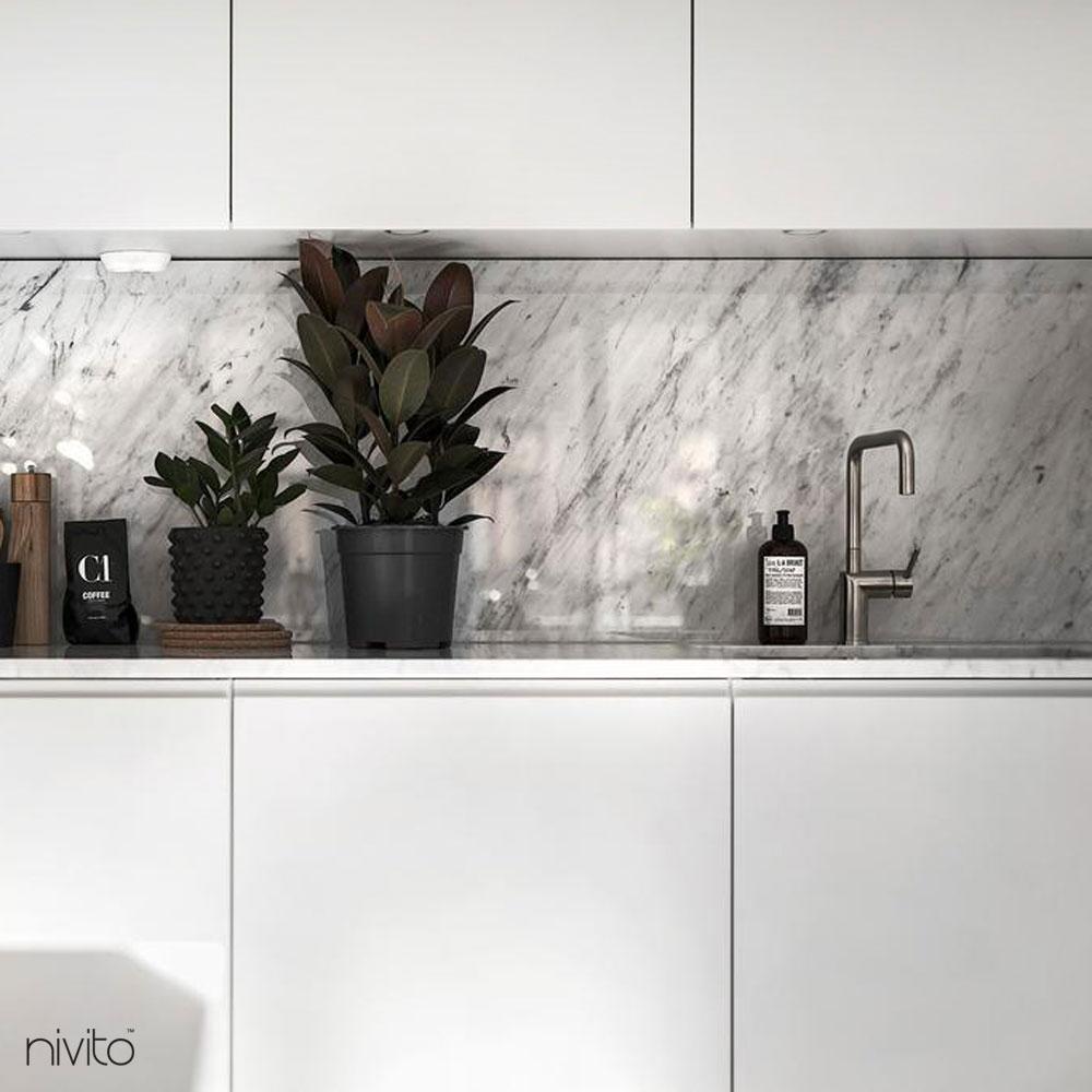 Rustfritt Stål Kran - Nivito 1-RH-300