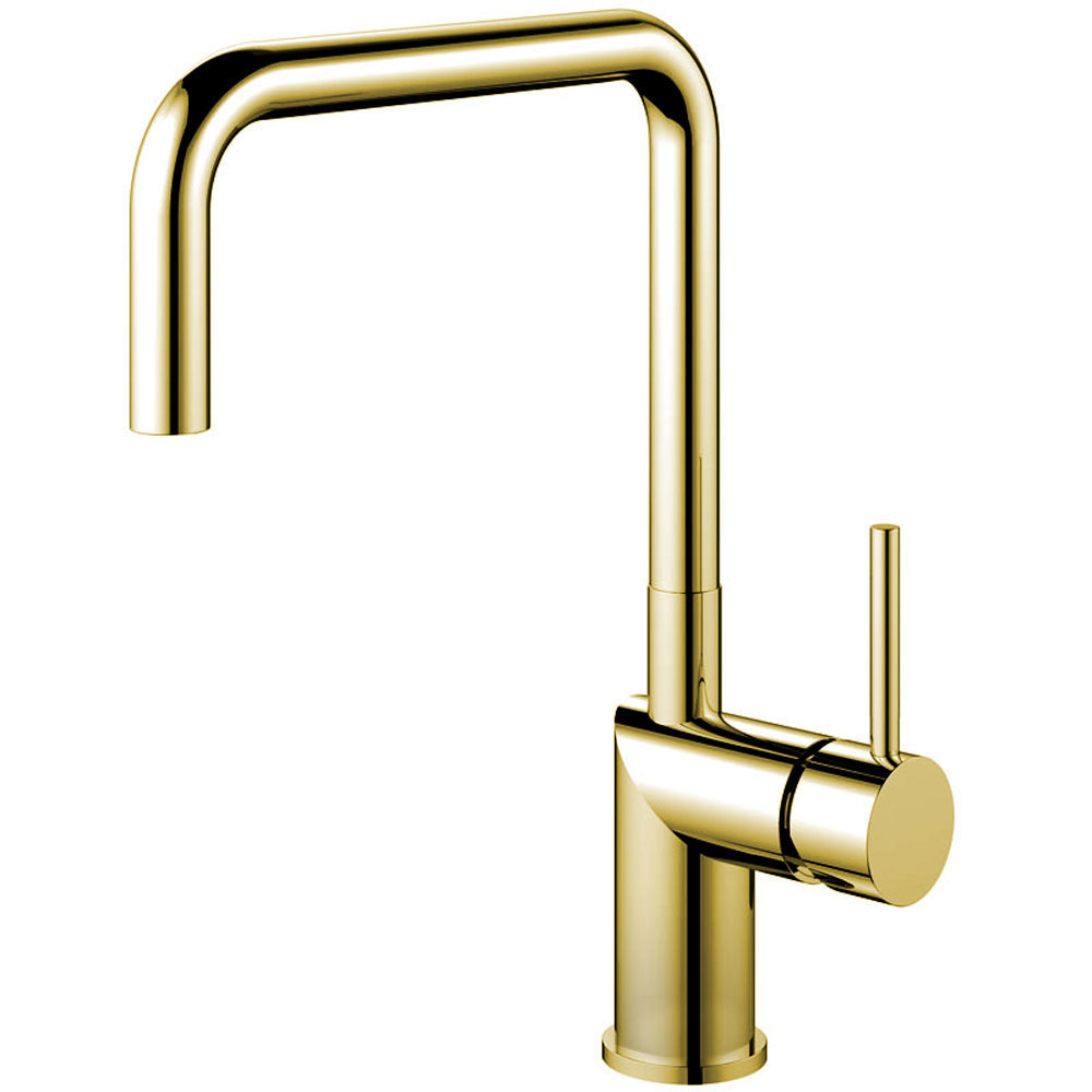 Messing/Gull Kjøkkenkran - Nivito RH-360