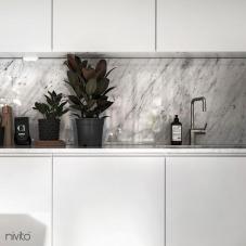 Rustfritt Stål Kjøkkenbatteri - Nivito 1-RH-300