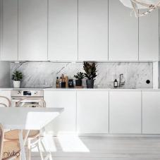 Rustfritt Stål Kjøkkenbatteri - Nivito 4-RH-300