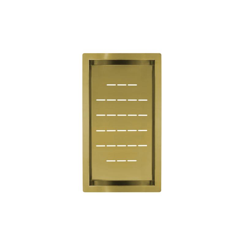 Messing/Gull Skylleskål - Nivito CU-WB-240-BB