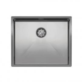 Rustfritt Stål Kjøkkenvask - Nivito CU-500-B