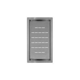 Rustfritt Stål Skylleskål - Nivito CU-WB-240-B