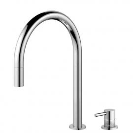 Kjøkkenarmatur Pullout slange / Atskilt kropp/pipe - Nivito RH-110-VI