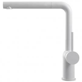 Hvit Kjøkkenarmatur Pullout slange - Nivito RH-630-EX